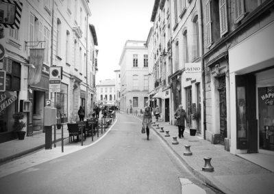 Rue des 3 faucons - Avignon
